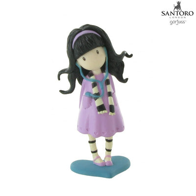 Figurina Gorjuss™ Little Song Comansi Y90114
