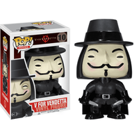 Figurina din vinil Funko POP!® 10 V For Vendetta