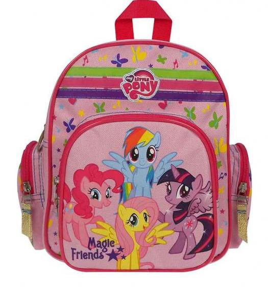 Ghiozdan My Little Pony Hear the Music 26cm