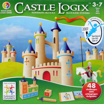 Joc Castle Logix Smart Games