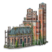 Joc Puzzle 3D The Red Keep, Game of Thrones, Wrebbit® 845 piese