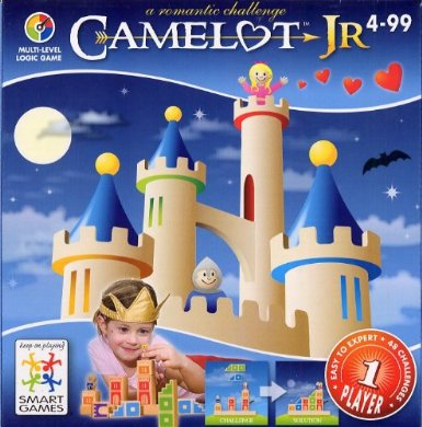 Joc Camelot Junior Smart Games