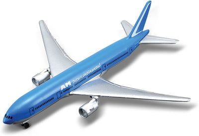 Macheta Avion metalic Boeing 777-200 Maisto® Fresh Metal® Tailwinds Collection