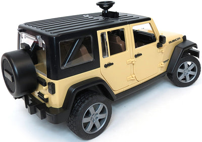 Jeep Wrangler Unlimited Rubicon Bruder® 02525