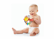 Jucarie pentru dentitie Fisher Price Sunshine activity ring