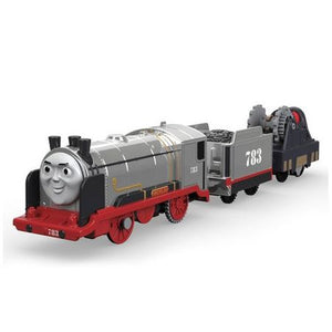 Jucarie Trenulet Locomotiva Merlin Invizibilul cu 2 vagoane Thomas & Friends™ TrackMaster™ Fisher-Price® FBK19