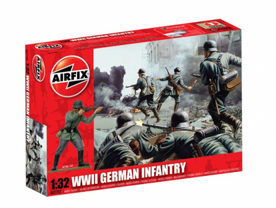Airfix WWII German Infantry  Kit
