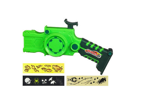 Lansator Wind & Shoot Launcher Beyblade Metal Masters