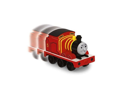 Locomotiva James cu frictiune  Thomas & Friends
