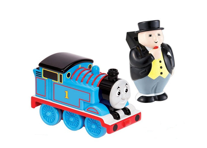 Locomotiva Thomas Fluiera si Pleaca Thomas & Friends