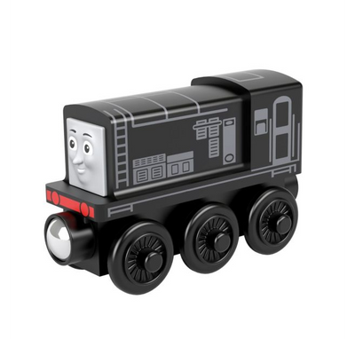 Locomotiva din lemn Diesel Thomas & Friends™ Wood GGG35