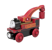 Locomotiva din lemn Harvey Thomas & Friends™ Wood GGG32