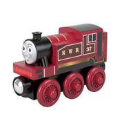 Locomotiva trenulet din lemn Rosie Thomas & Friends™ Wood GGG34