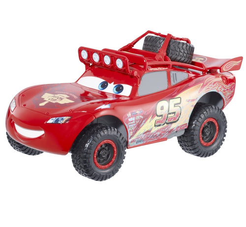 Masinuta Off-Road Fulger McQueen Cars Pixar The Radiator Springs 500 1/2