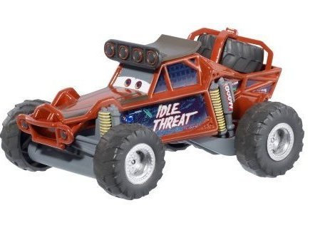Masinuta Off-Road Idle Threat Cars Pixar The Radiator Springs 500 1/2