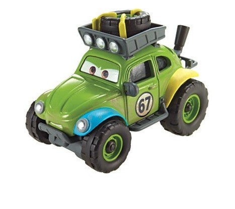 Masinuta Off-Road Shifty Sidewinder Cars Pixar The Radiator Springs 500 1/2