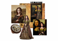 Papusa Barbie Collector  The Museum Collection (Inspired by Leonardo da Vinci)