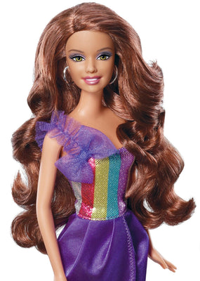 Papusa Barbie Cut and Style Hairtastic Mattel