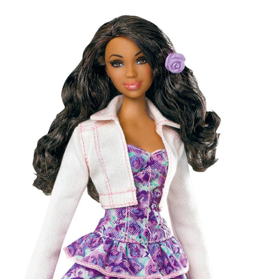 Papusa Barbie® Stardoll™ Pretty in Pink Mattel