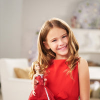 Papusa Barbie® Collector Holiday 2015 Pink Label®