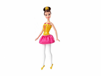 Papusa Bella Disney Princess Ballerina Barbie