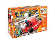 Ronnie campionul la kart Mighty World® Town Life