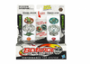 Set 2 titirezi Thermal Lacerta vs Thunder Leone Beyblade Metal Masters
