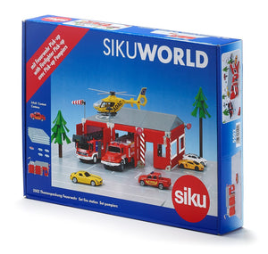 Set Brigada Pompieri SIKU WORLD 5502