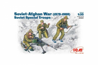 Set Soviet Special Troops  ICM