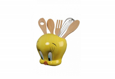 Set ustensile bucatarie Tweety Warner Brothers