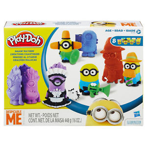 Set plastilina Play-Doh Despicable Me Minions™
