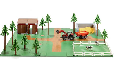 Set Starter Farmer Siku WORLD 5601 1:50