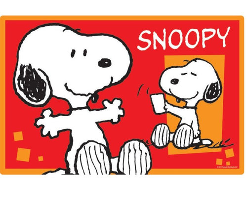 Suport farfurie copii Snoopy Peanuts™ by Charles M. Schulz