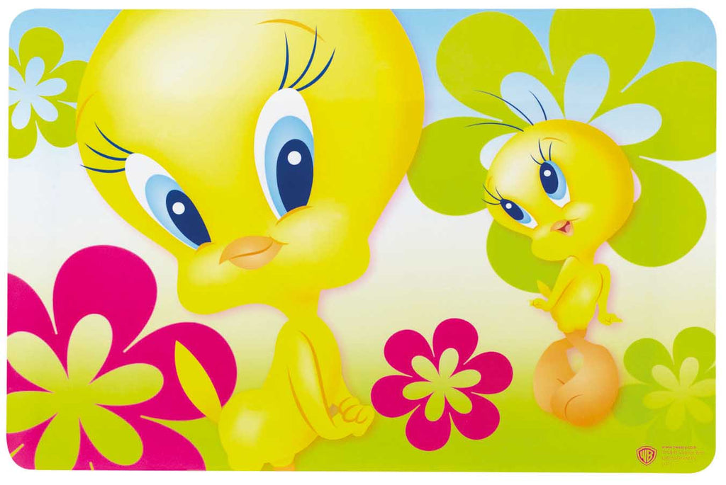 Suport farfurie copii Tweety™ with flowers
