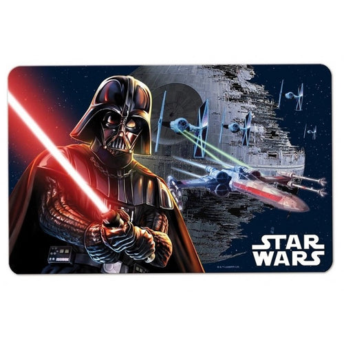 Suport farfurie copii 3D Darth Vader Star Wars™ Lucasfilm 42 x 28 cm