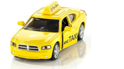 Taxi US Chrysler Dodge Charger Siku 1490 1:55