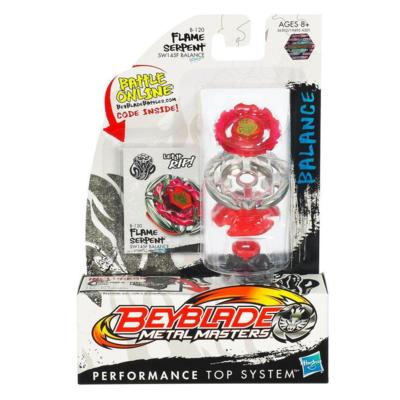 Titirez Beyblade Metal Masters Flame Serpent