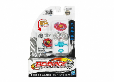 Titirez Beyblade Metal Masters Thermal Lacerta