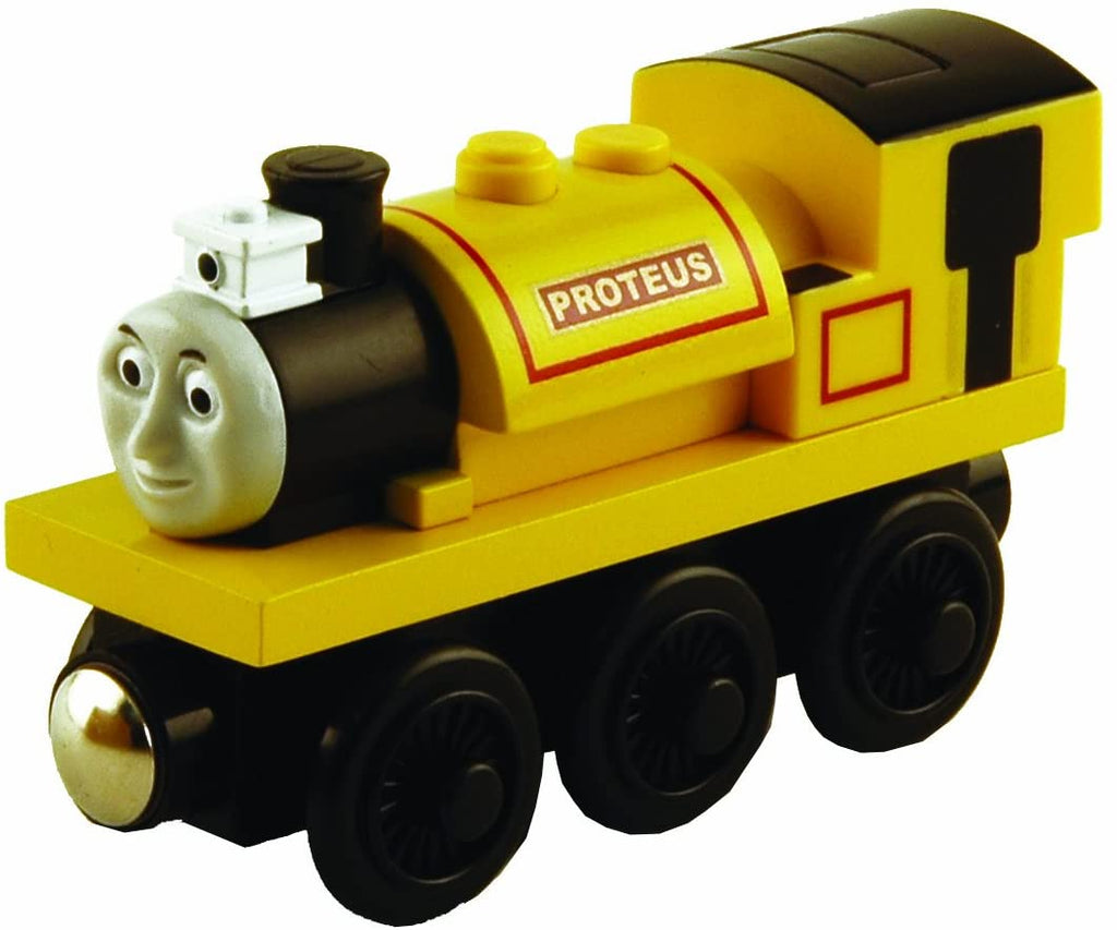 Trenulet din lemn Proteus Thomas & Friends Wooden LC99047