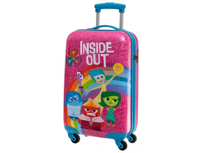 Troler voiaj Inside Out Disney® 55cm