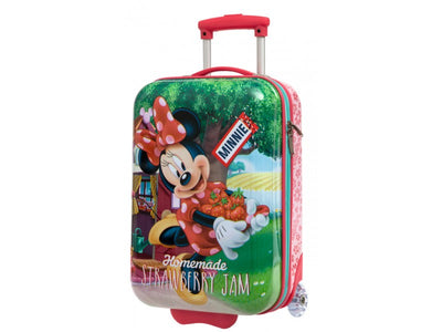 Troler voiaj Minnie Strawberry Jam Disney® 55cm