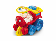 Locomotiva Poppity Pop Train Fisher Price