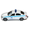 Masina de politie BMW Seria 5 SIKU INTERNATIONAL GREECE 1352