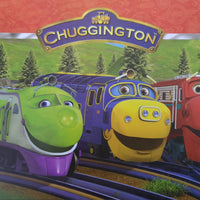 Suport farfurie copii napron masa Chuggington 42 x 29 cm