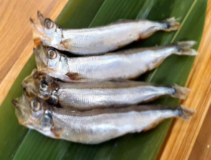 Shishamo - Smelt Fish