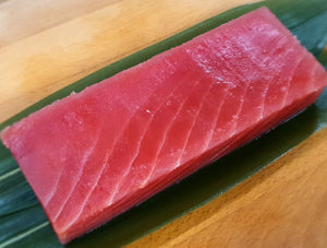 Yellowfin Tuna Saku (Approx. 1.1 lb/pc)