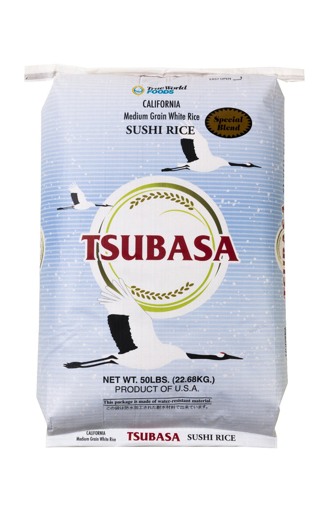 Tsubasa Rice - Medium Grain White Rice