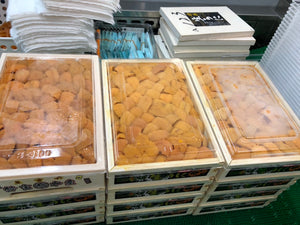 Uni (A) Large 250G Tray Japan - coming soon