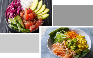 Poke Bowl Sets