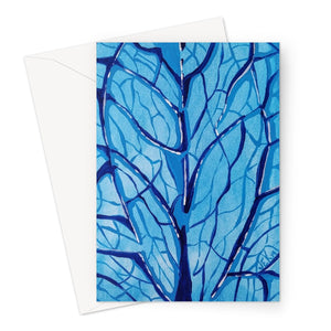 Wallflower 6 Greeting Card